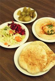Pita & Side Dishes