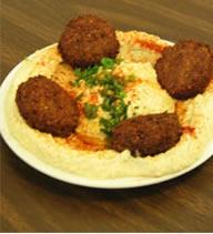 Humus Falafel